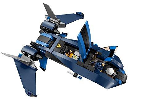 レゴスーパーヒーローX - Men vs the Sentinel建物ブロック( 336pcs)フィギュアおもちゃ