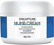Numb Cream - Tattoo Aftercare Cream, Fast-Acting & Long-Lasting Anesthetics C