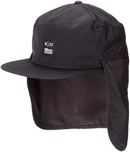 [ハーレー] 日除けカバー付きキャップ CL M HRLY SHADE HAT メンズ