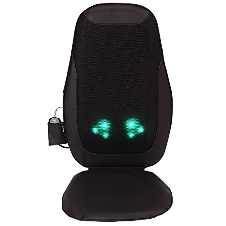 ロボットパンチうれしいALINCO(アルインコ) シートマッサージャー ヒーター搭載 どこでもマッサージャー モミっくす Re?フレッシュ MCR2216(T)