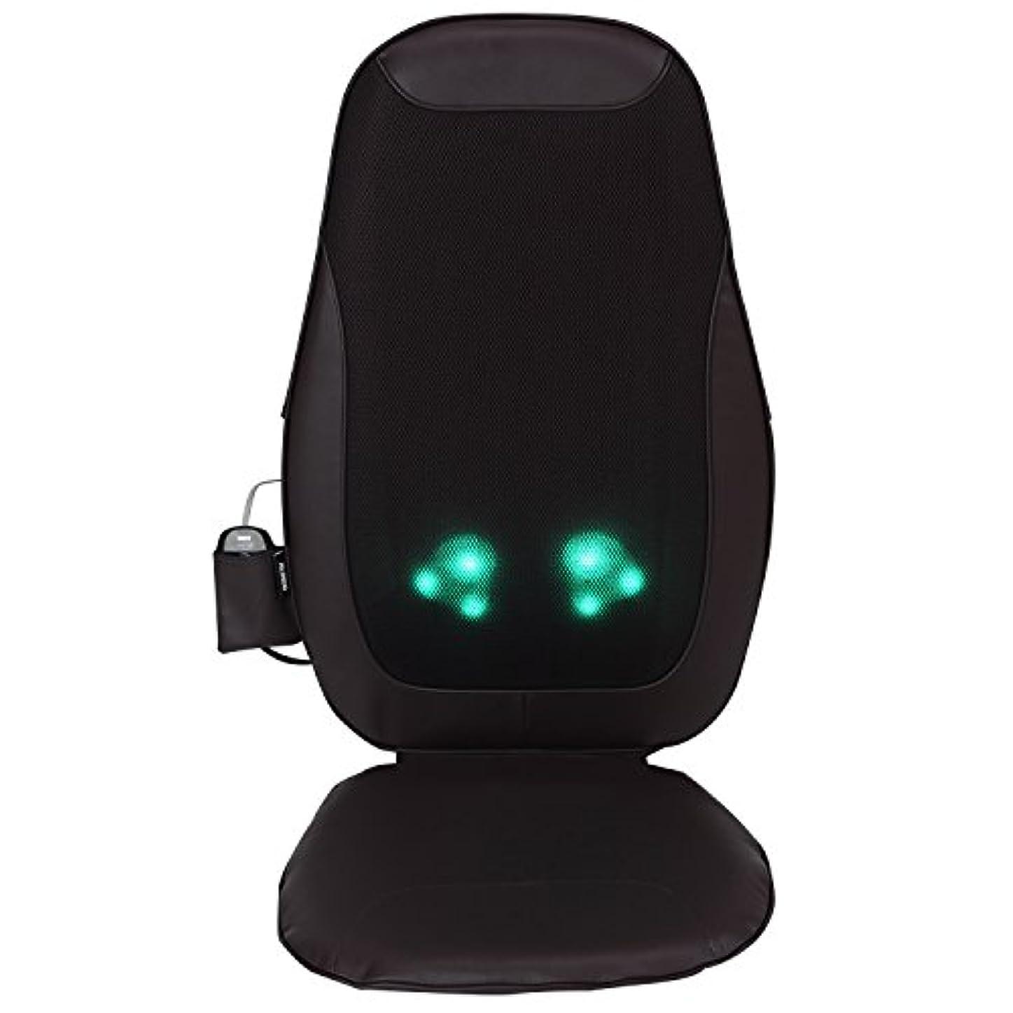 こっそりマイクロフォン傷つけるALINCO(アルインコ) シートマッサージャー ヒーター搭載 どこでもマッサージャー モミっくす Re?フレッシュ MCR2216(T)