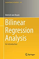 Bilinear Regression Analysis: An Introduction (Lecture Notes in Statistics)