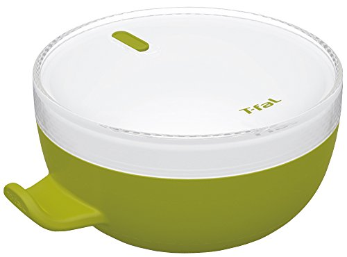 ティファール 電子レンジ調理器具 クイックボウル グリーン キッチンツール K20401