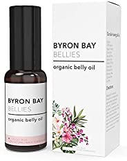 Byron Bay Bellies - Premium Belly Oil for Stretch Marks During and After Pregnancy - Vitamin E Rich