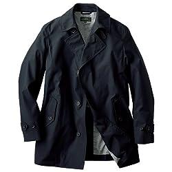 DiAPLEX Stylish Short Coat: Black