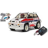 Our元タミヤXBフルセット2.4 G Honda City Turbo (wr-02 C) +クイック充電器セット57894 – 2638