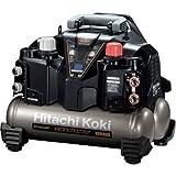 日立工機 釘打機用エアコンプレッサ タンク容量8L タンク内圧45気圧 高圧/一般圧対応 セキュリティ機能なし EC1245H3(TN)