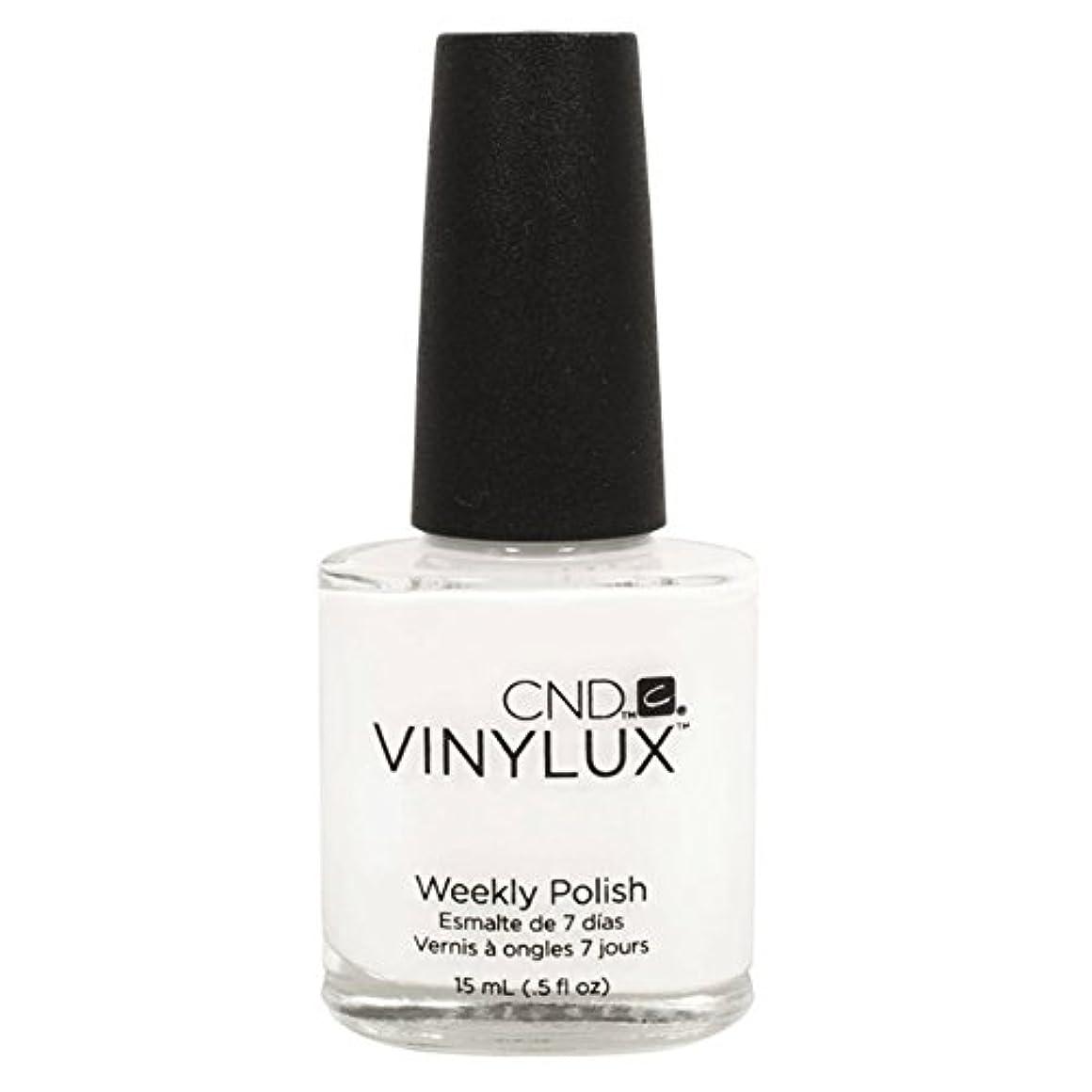 一貫性のない迷路ピアノCND Vinylux Manicure Lacquer _ Cream Puff  #108 _0.5oz