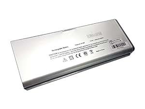 """【ロワジャパン】APPLE MacBook 13"""" の MB771 A1280 互換 バッテリー 【シルバー】"""