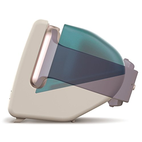 elago W4 STAND Apple Watch series2 / series1 42mm / 38mm 対応 シリコン製 レトロデザイン 充電 スタンド [ アップルウォッチ 各種対応 ] アクアブルー