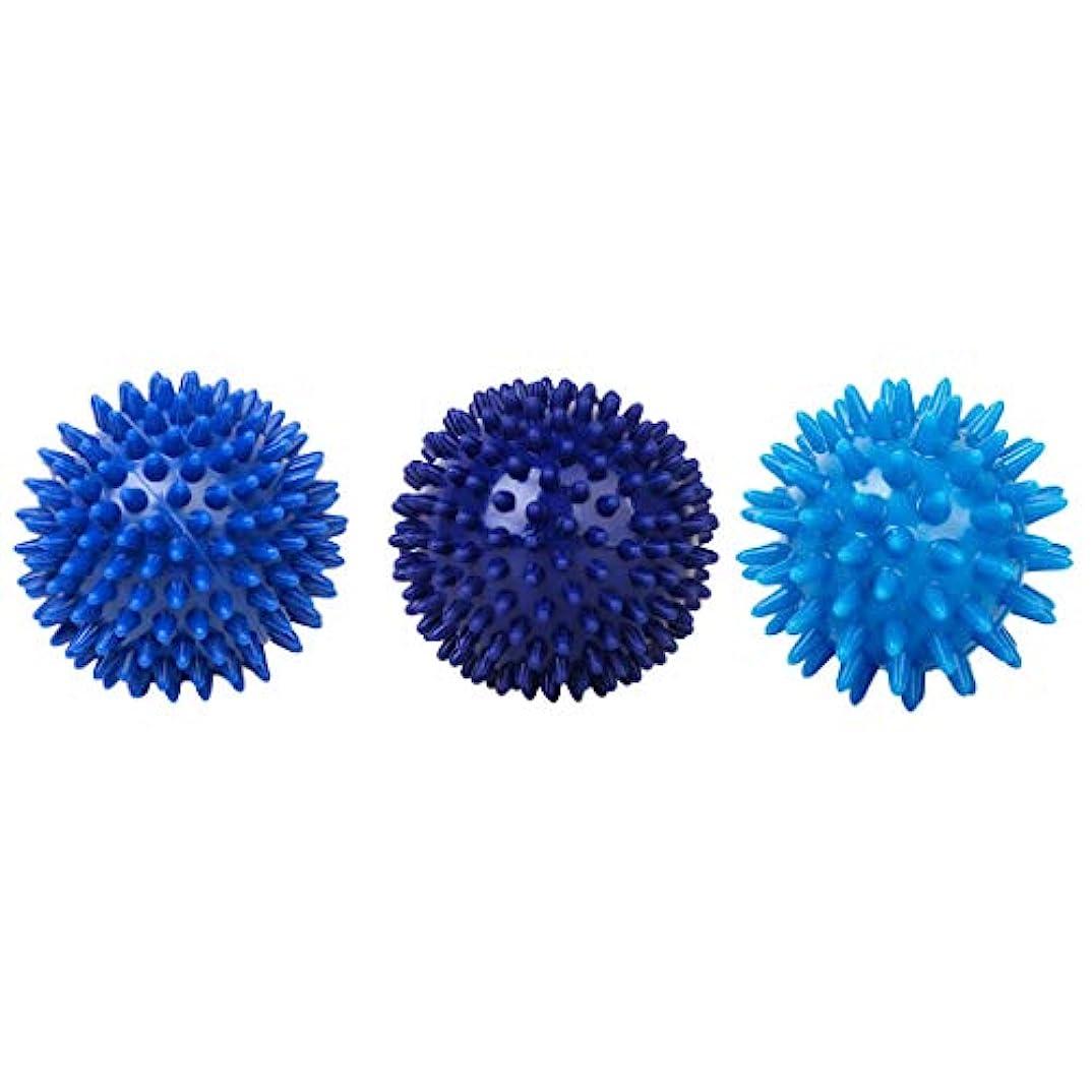 パラダイス表向きバルクマッサージボール 健康グッズ 筋膜ボール ハード 緊張緩和 液循環促進 ツボ押しグッズ