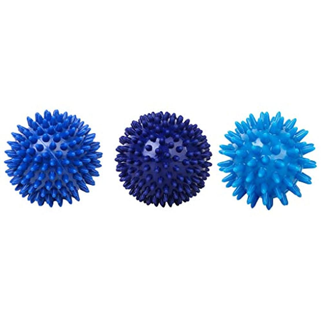 複製するボウル有用マッサージボール 筋膜ボール ハードボール プラスチック 全身マッサージ 血液循環促進