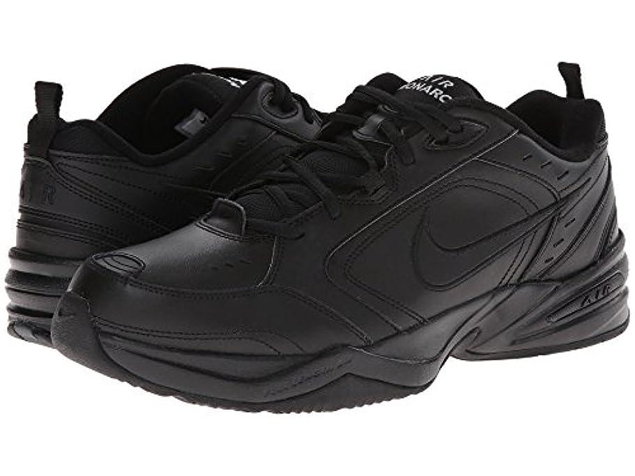 薄汚い鋼待つ[ナイキ] メンズトレーニング?競技用シューズ?靴 Air Monarch IV Black/Black 10 (28cm) D - Medium [並行輸入品]