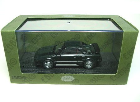 EBRRO 1/43 Toyota MR-2 1984 DARK GREEN