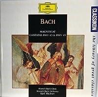 Bach;Magnificat/Cantatas