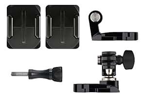 【国内正規品】 GoPro ウェアラブルカメラ用アクセサリ ヘルメット フロント + サイド マウント AHFSM-001