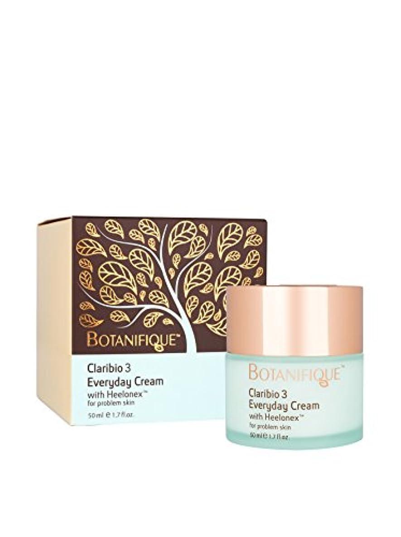 解放調整可能レザーBotanifique Claribio 3 Everyday Cream - For Problem Skin 50ml/1.7oz並行輸入品