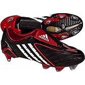 アディダス(adidas) プレデター パワースワーブ X-TRX SG ブラック アディダス サッカースパイク 27.0