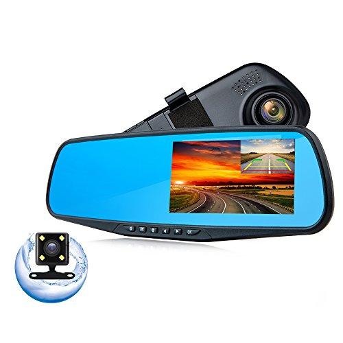 ドライブレコーダー 1080 P 車カメラ 完全な HD 4...