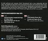 Shostakovich: Plays Shostakovi 画像