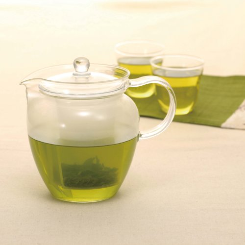 HARIO (ハリオ) 急須 茶茶 なつめ 700ml CHRN-4N