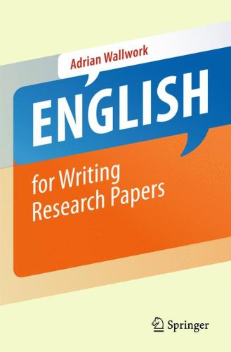 English for Writing Research Papersの詳細を見る