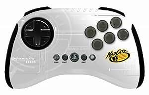ファイトパッド for PlayStation®3 (白 ワイヤレス)