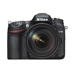 Nikon デジタル一眼レフカメラ D7100 18-200VRIIレンズキット D7100LK18-200