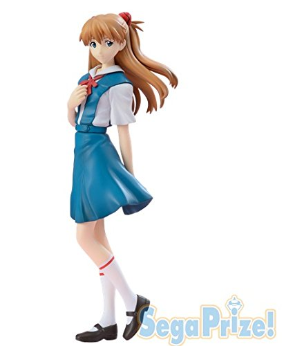 Toys, Hobbies japan Import Anime & Manga Supply Neon Genesis Evangelion Premium Figure Gothic Night Asuka Langley