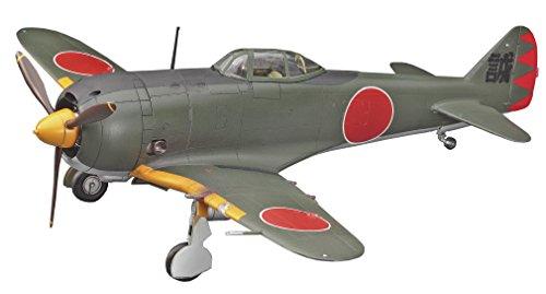 ハセガワ クリエーターワークスシリーズ 成層圏戦闘機 中島 キ44 二式単座戦闘機 鍾馗 II型 1/48スケール プラモデル 64729