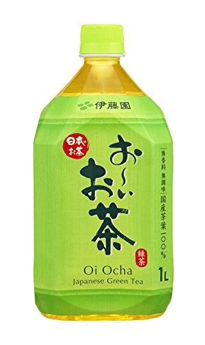 おーいお茶 緑茶 ペット 1000mlx12本