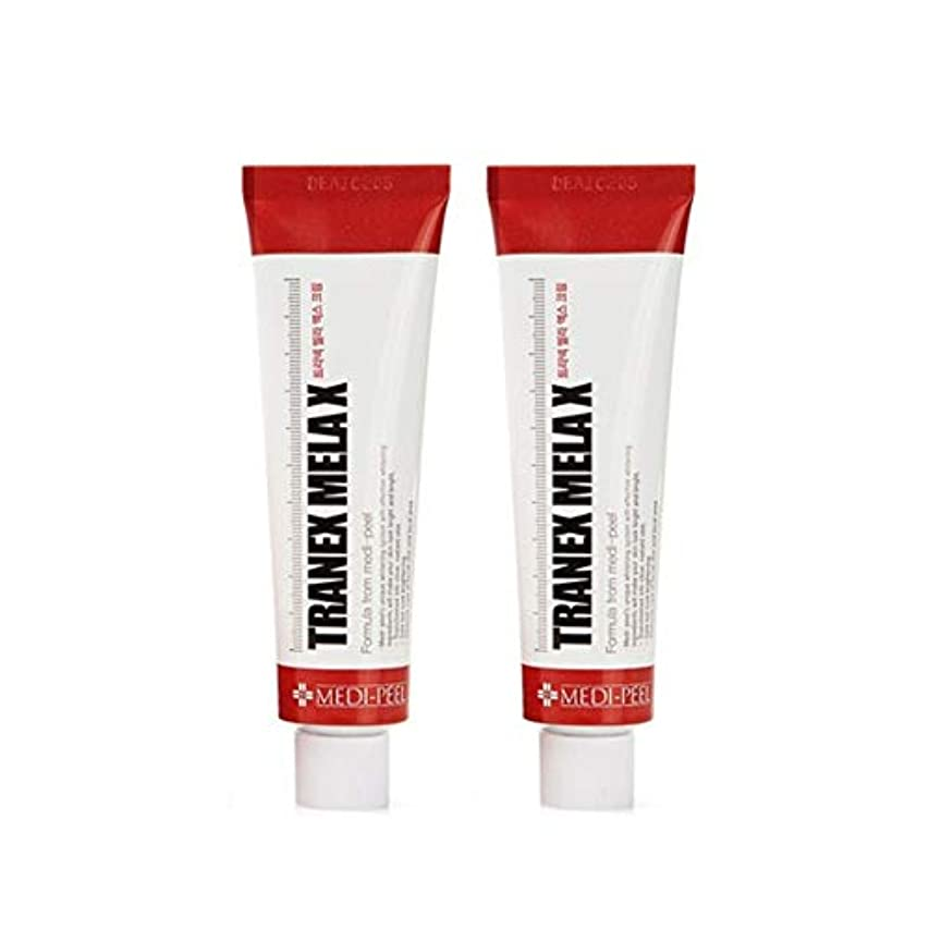 出来事メイン偽メディピル?トラネック?メラX?クリーム30mlx2本セット美白クリーム韓国コスメ、Medi-Peel Tranex Mela X Cream 30ml x 2ea Set Whitening Cream Korean Cosmetics [並行輸入品]
