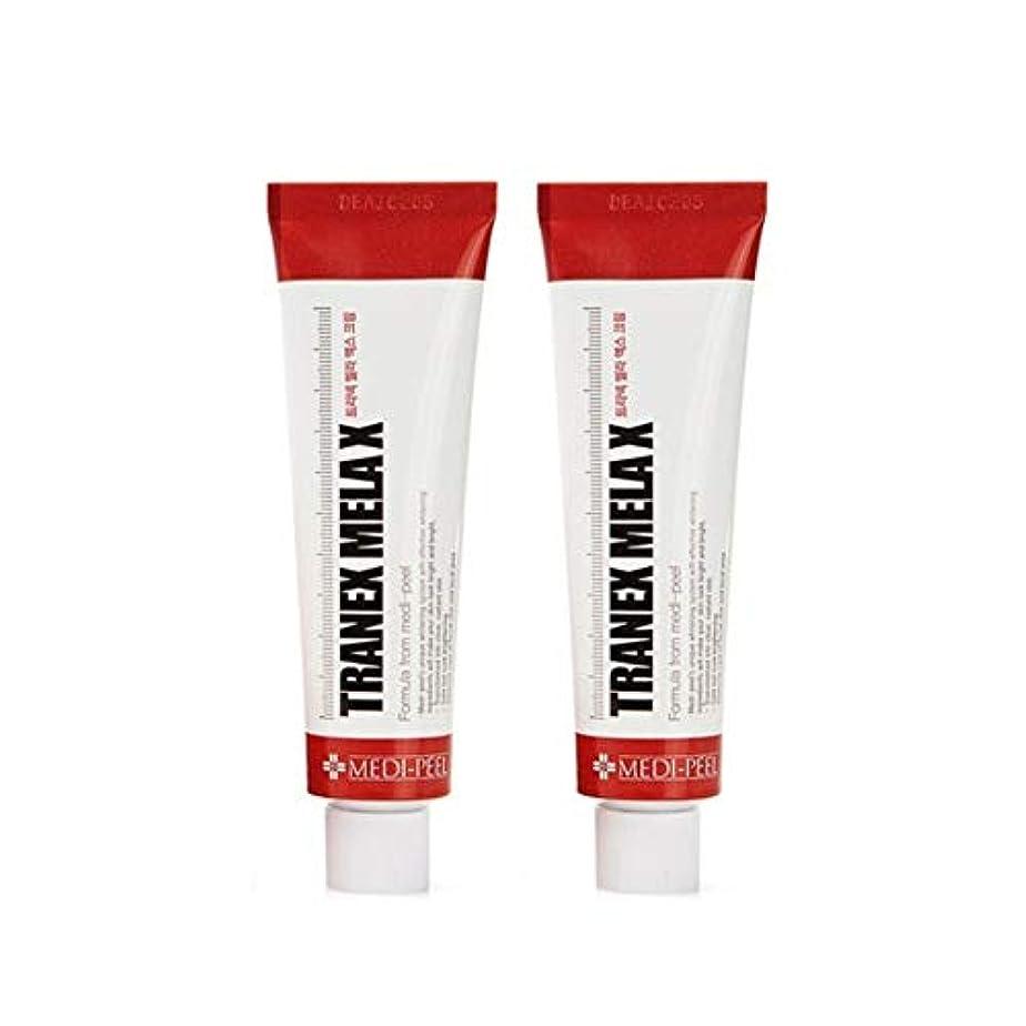 眩惑する重さ仮定、想定。推測メディピル?トラネック?メラX?クリーム30mlx2本セット美白クリーム韓国コスメ、Medi-Peel Tranex Mela X Cream 30ml x 2ea Set Whitening Cream Korean...