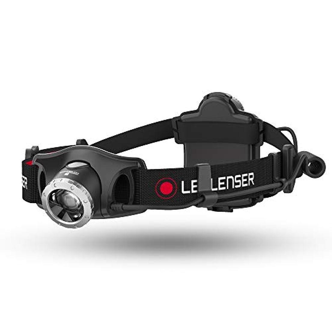 極端な合併海嶺Ledlenser(レッドレンザー) LEDヘッドライト H7R.2 防災/作業用 【明るさ約300ルーメン】 【最長7年保証】 充電式/単4乾電池(AAA) x4本 [日本正規品] 7298