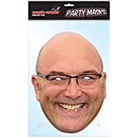 [マスク アラデ]Mask-arade Masterchef Mask Pack 2 Masks Greg Wallace and John Torode LE [並行輸入品]