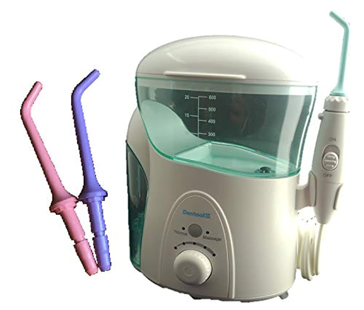 歯科医はげパンチ歯周ポケットクリーナー「デントール2」