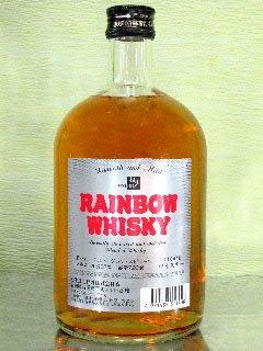 レインボー ウイスキー 37度 720ml
