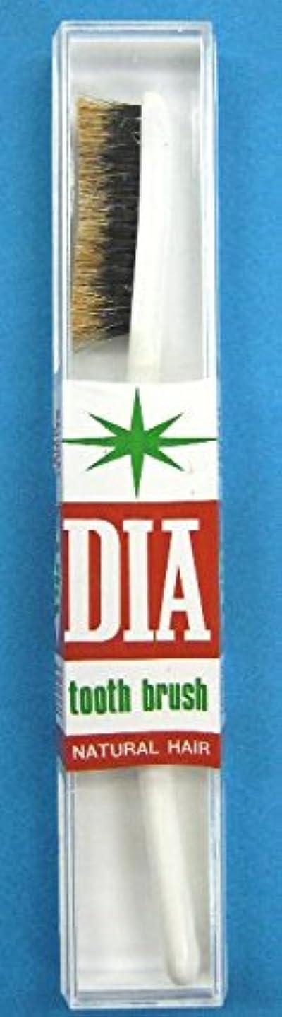 針借りる拡大するダイヤ 超軟毛歯ブラシ DIA tooth brush 701VS
