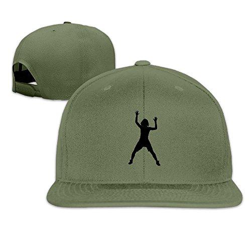 海猫 ヒップホップ ヒップホップ 野球帽子 B系 平らつば キャップ BBキャップ 男女兼用 ユニセックス