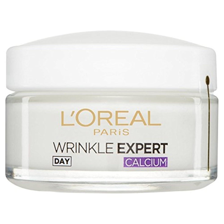 紛争ショートカット喜んでロレアルパリ?ダーモしわの専門家55+カルシウム日間のポット50ミリリットルを x2 - L'Or?al Paris Dermo Experties Wrinkle Expert 55+ Calcium Day Pot...