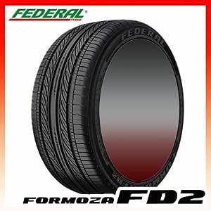 フェデラル(FEDERAL) 4本セット FD2 215/55ZR17