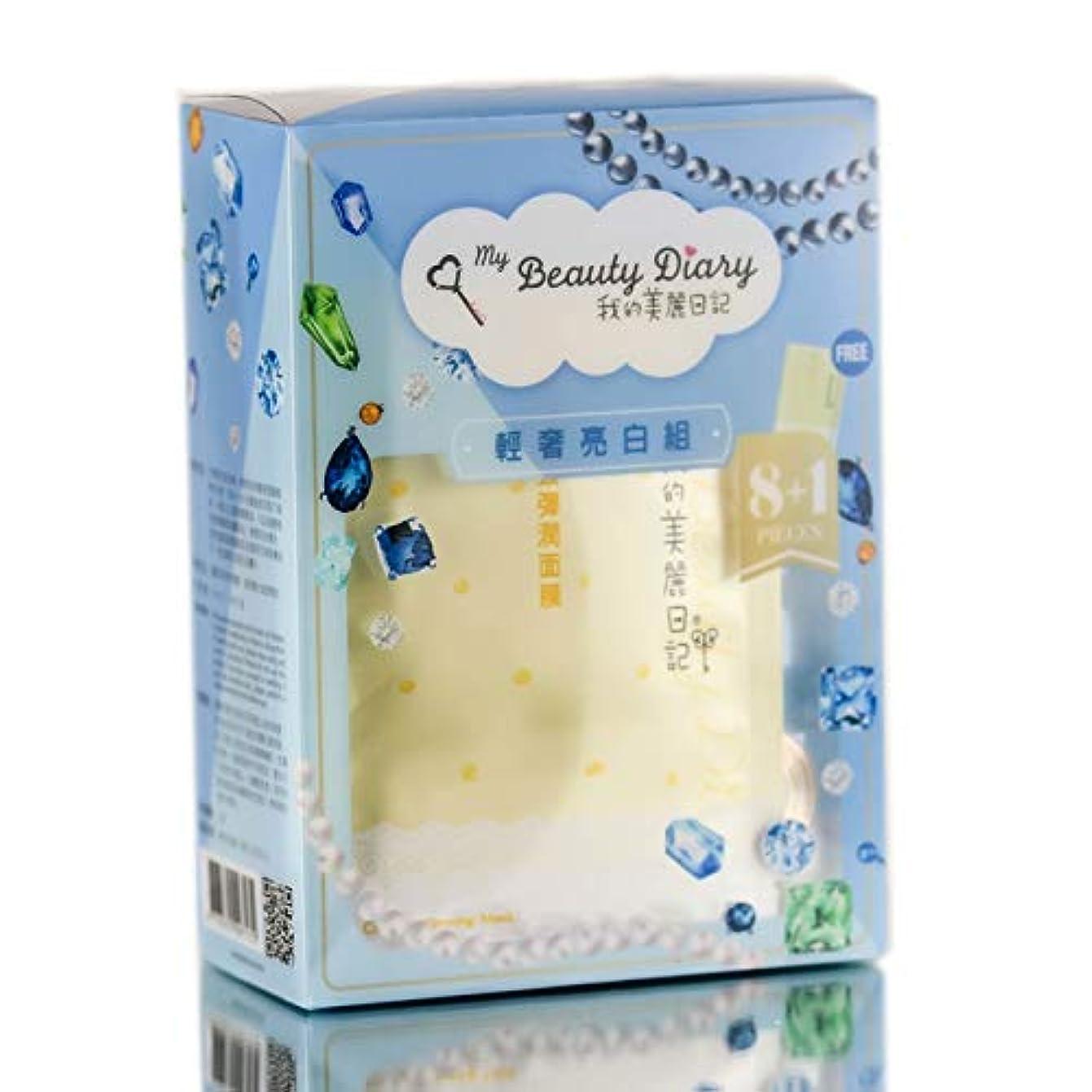 落ち着いて臨検薬を飲むMy Beauty Diary オールインワン81セット-Optionオールインワン