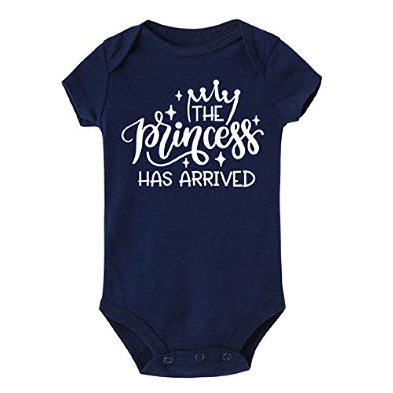 YAYARUNKA ベビー服 ロンパース 赤ちゃん 女の子 カバーオール 半袖 夏服 無地 英字 普段着 肌着 百日祝い 出産祝い 誕生日プレンゼント 薄手