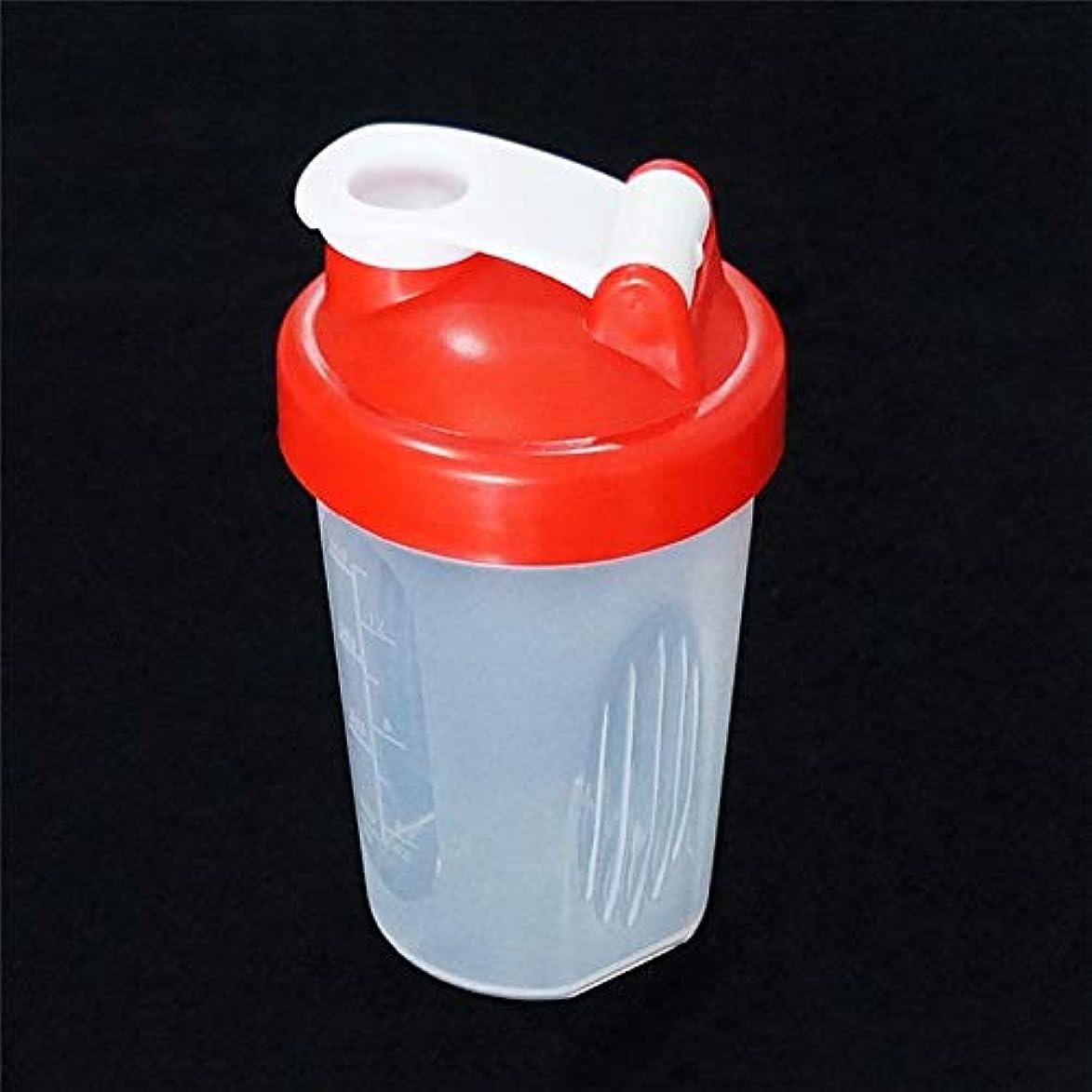 不規則性換気する食欲Maxcrestas - 400ML Plastic Shake Cups Drink Creative Large Capacity Free Shake Blender Shaker Mixer Cups Drink Whisk Ball Bottle New Arrivals