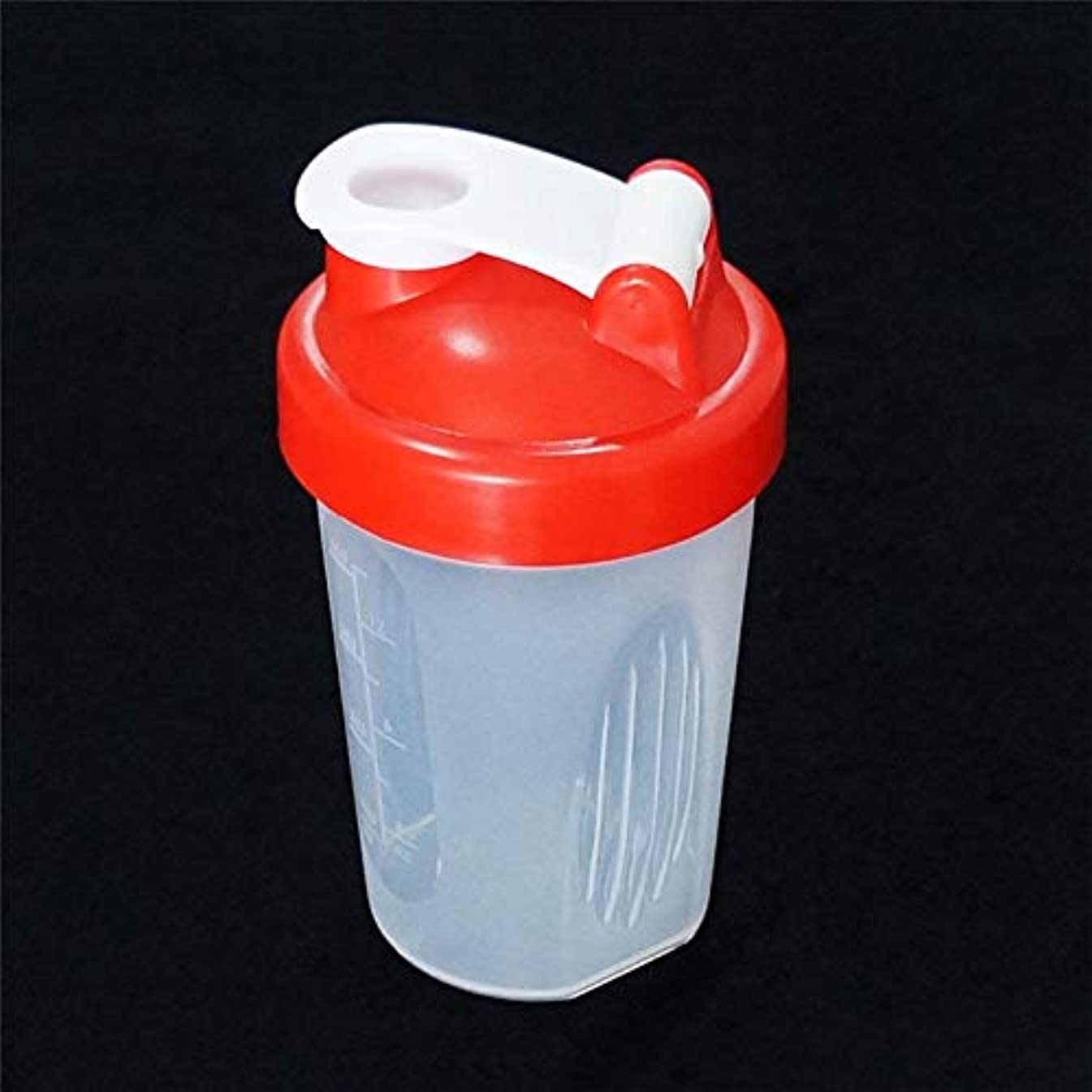 含む魔術師スパンMaxcrestas - 400ML Plastic Shake Cups Drink Creative Large Capacity Free Shake Blender Shaker Mixer Cups Drink Whisk Ball Bottle New Arrivals