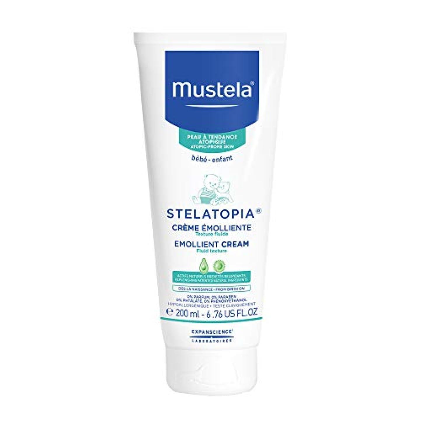 台風怖がって死ぬクレタMustela - Stelatopia Emollient Cream (6.76 oz.)