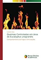 Queimas Controladas em ?rea de Eucalyptus urograndis: Comportamento do Fogo e Simula??es (Portuguese Edition) [並行輸入品]