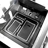 アルファード / ヴェルファイア 30系 センターコンソールBOXトレイ ブラック TN-BOX30