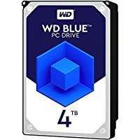 WESTERN DIGITAL WD Blueシリーズ 3.5インチ内蔵HDD 4TB SATA3(6Gb/s) 5400rpm64MB