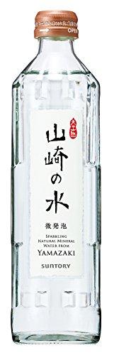 サントリー 山崎の水微発泡 瓶 330ml 1箱(24本)